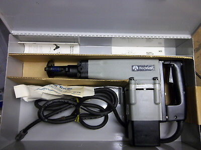 Nos Rockwell Porter Cable Usa 603 Demolition Hammer Chipping Breaker Demo Jack