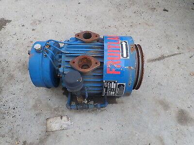 Fruitland Rcf-250 Vane Pump Nice Rcf250 Vacuum Sewer Septic Vac Truck