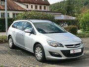 Opel Astra J 2.0 CDTI Sports Tourer Edition/Navi 900