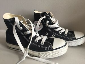 Toddler Converse All Stars Hi Top size 11