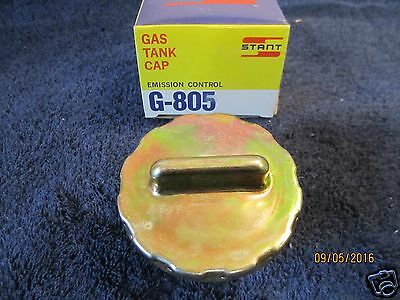 STANT GAS CAP G 805 Buick & Skylark Cadillac Chevrolet Dodge Plymouth Olds GMC