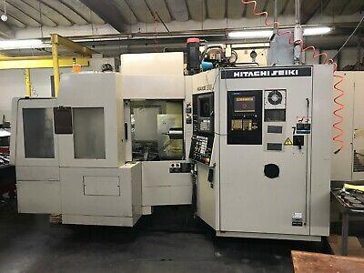 Hitachi Selki Hg400-3 Horizontal Mill 5 Axis