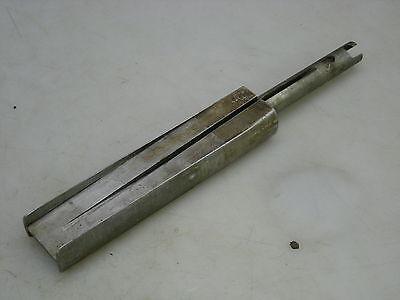 Used Superior Hone 2 Stone Mandrel A-28-16 1-34 Diameter
