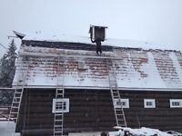 Local Fort McMurray Exterior Company Seeking Projects