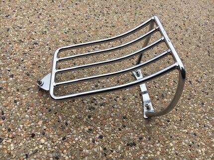 Harley Davidson rear guard rack