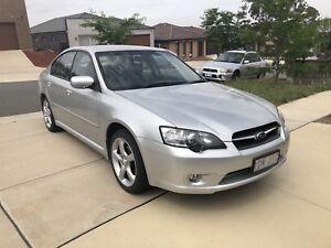 Subaru Liberty 2004