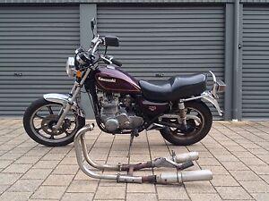 1981 Kawasaki KZ750 twin PROJECT Norwood Norwood Area Preview