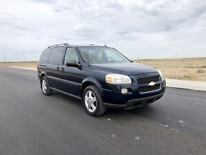 Chevrolet uplander (EXTRA TIRES!! IN GOOD SHAPE!!)