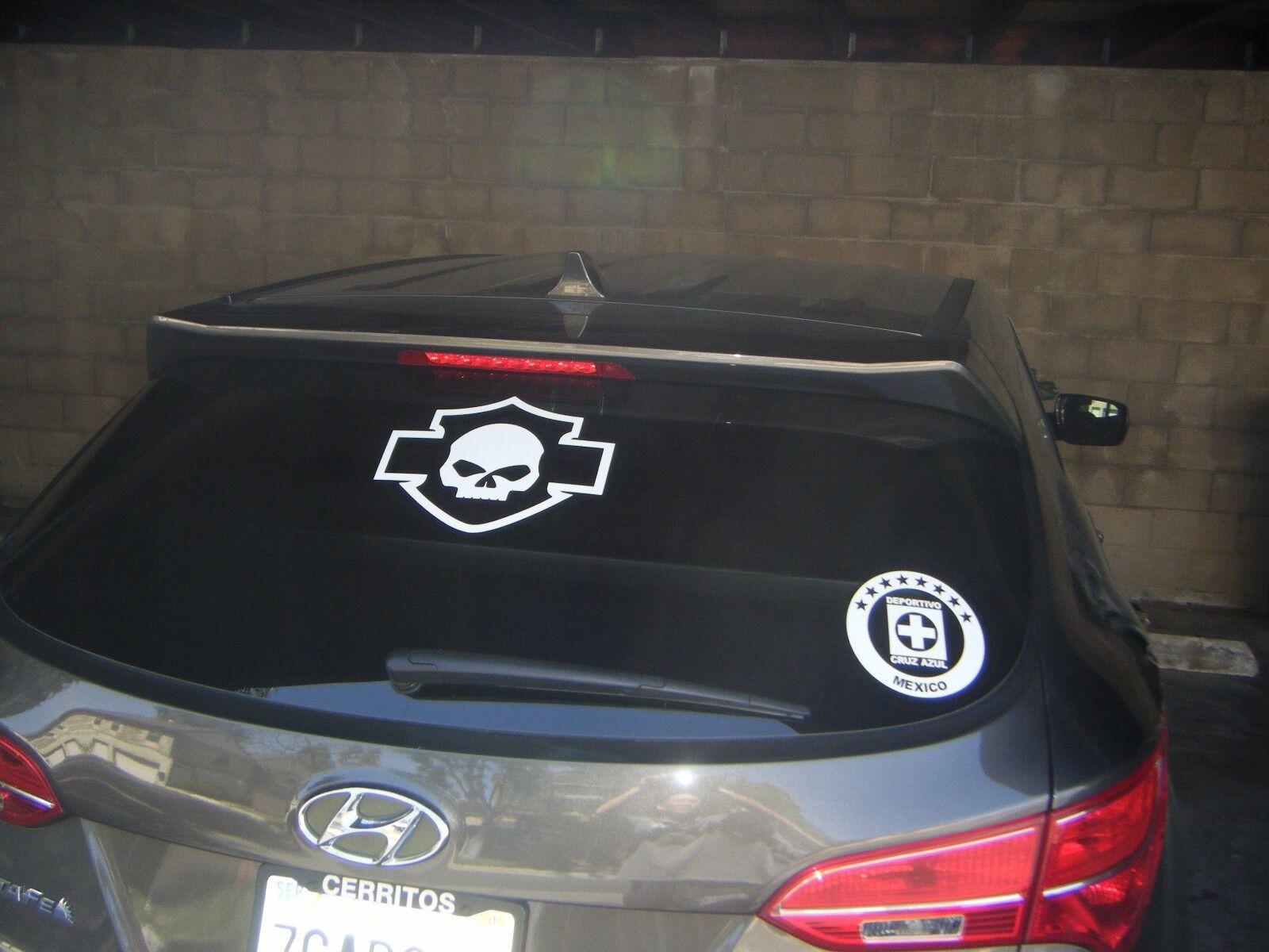 "Somerset Maugham Symbol JDM Funny Vinyl Decal Sticker Car Window Bumper Wall 6/"""
