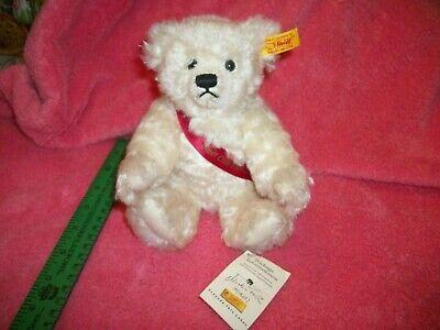 """2003 STEIFF #667343 TEDDY BEAR  CLUB EVENT 2003 MOHAIR SIGNED """"MARTIN""""? for sale  Syracuse"""