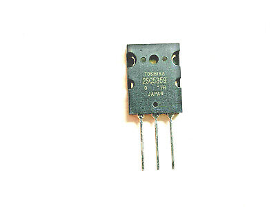 2sc5359 Npn Audio Power Transistor Hi-fi New By Toshiba Lot Of 10