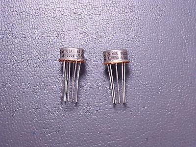 Elh0002h883 Elantec Hybrid Current Amplifier Buffer 400ma -20v To-5 7801301xa