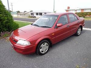 2001 Ford Laser LXI  Sedan Ulverstone Central Coast Preview