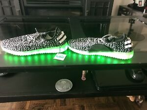 LED shoes Never worn still have tags