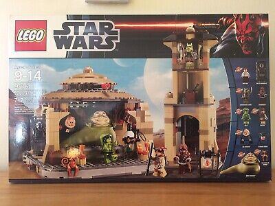 Lego Star Wars - Jabba's Palace - set 9516 - New & Sealed