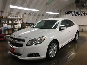 2013 Chevrolet Malibu 2LT***Leather***Financing available