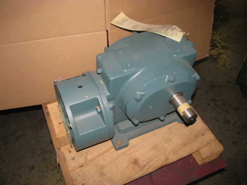 New Reliance Electric Master XL Speed Reducer | Size: 180CM21B. Ratio: 25