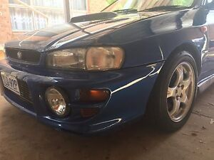 1997 GC8 WRX Hume Queanbeyan Area Preview