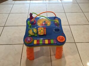Baby's Musical Activity Table