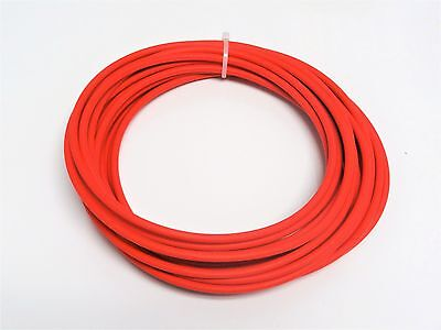 Automotive Wire 10 Awg High Temp Gxl Wire Red 100 Ft On A Spool Made In U.s.a