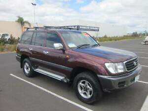 2001 Toyota LandCruiser GXL Automatic Wagon Geographe Busselton Area Preview