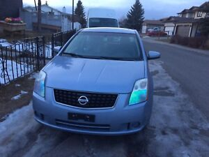 2009 Nissan Sentra low kms loaded