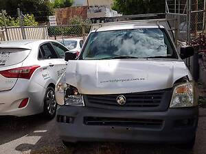 2005 Holden Rodeo Ute (Wreck) South Perth South Perth Area Preview
