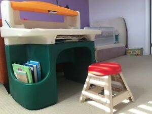 Step2 Activity Desk and Stool for toddlers