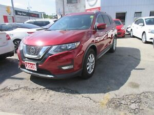 2018 Nissan Rogue SV FWD WAS $33,983 NOW ONLY $28,878