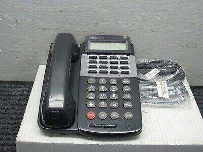 Nec Etw-16dc-2 Black Display Speakerphone 730210 7 In-stock