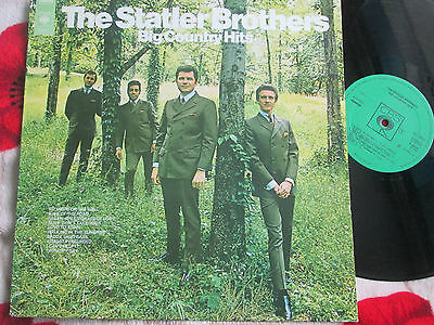 Statler Brothers  The    Big Country Hits Cbs    S 53171 Uk Vinyl Lp Album