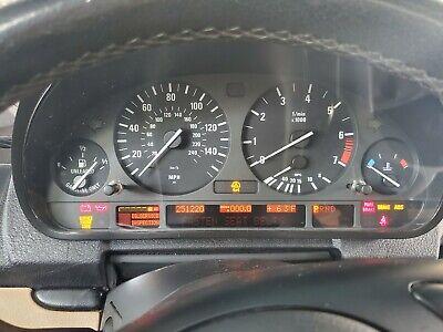 2004-2006 BMW E53 X5 INSTRUMENT PANEL SPEEDOMETER CLUSTER GAUGE