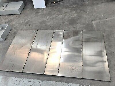 A A Manufacturing Left X Axis Way Cover For Mazak Vtc30c 043951m0751 4579