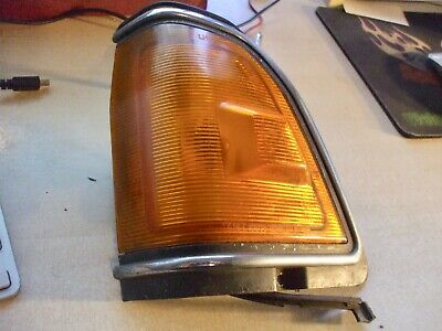 Datsun Bluebird 910  LH front indicator lamp light. 1979-83