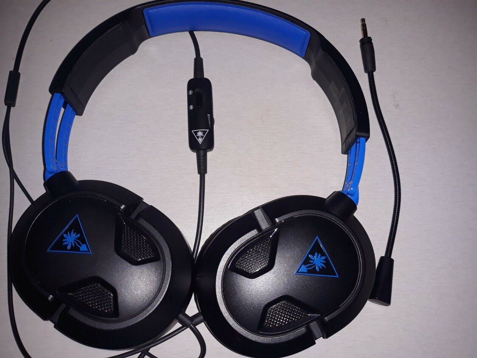 Turtle Beach Ear Force Recon 50P Stereo Gaming Headset PS4 Pro Slim PC XB Tested - $8.99