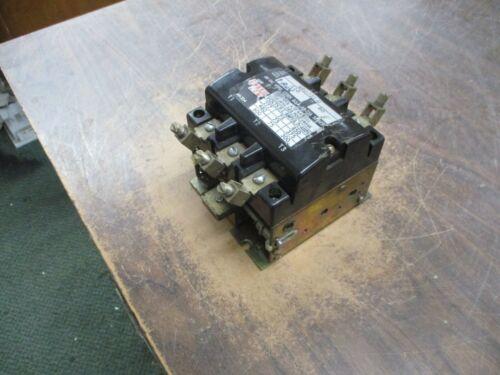 Arrow Hart Contactor ARC-731-U 110V Coil 75A 277-600V Used