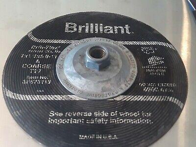 Brilliant Brill-flex 7 Sanding Wheel.