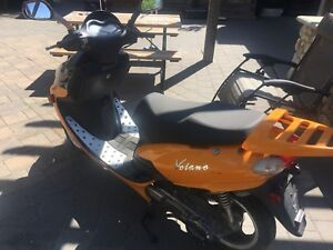 O7 scooter