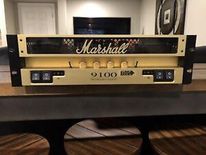 Marshall 9100 Power Amp