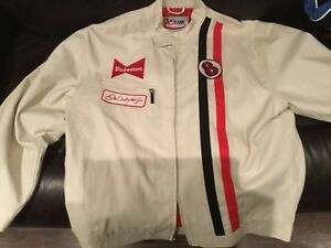 Dale Earnhardt Jr, retro nascar jacket