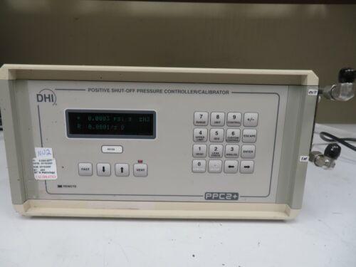 DHI/Dh Instruments PPC2+ Positive Shutoff Pressure Controller/Calibrator - NV2