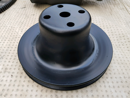 Chevrolet WATER PUMP PULLEY Free delivery