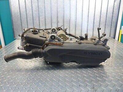 14 Kymco Compagno 50 Scooter Complete Running Engine