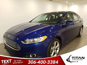 2013 Ford Fusion SE|CAM|Htd Mirrors|Alloys|Power Seat