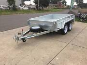 9X5 TANDEM AXLE|AUSTRALIAN GALVANISED|1990KG GVM| Traralgon East Latrobe Valley Preview