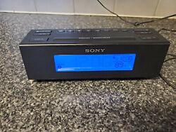 Sony ICF-C707 Nature Sounds Alarm Clock with Digital AM/FM Radio