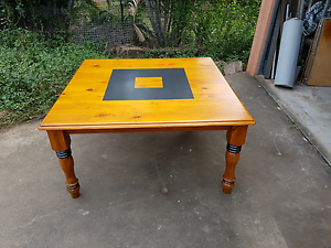Solid wood dining table Kelso Townsville Surrounds Preview