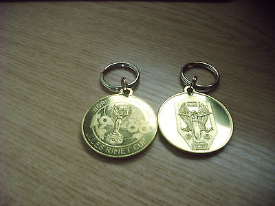 ENGLAND 1966 WORLD CUP WINNERS MEDAL KEYRING