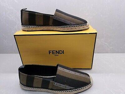 "fendi mens shoes UK 10 US 11 $590 Runs Large Measures 11.8"""