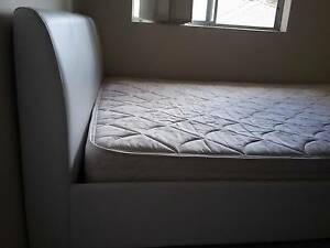 Queen Bed + Mattress Macquarie Park Ryde Area Preview